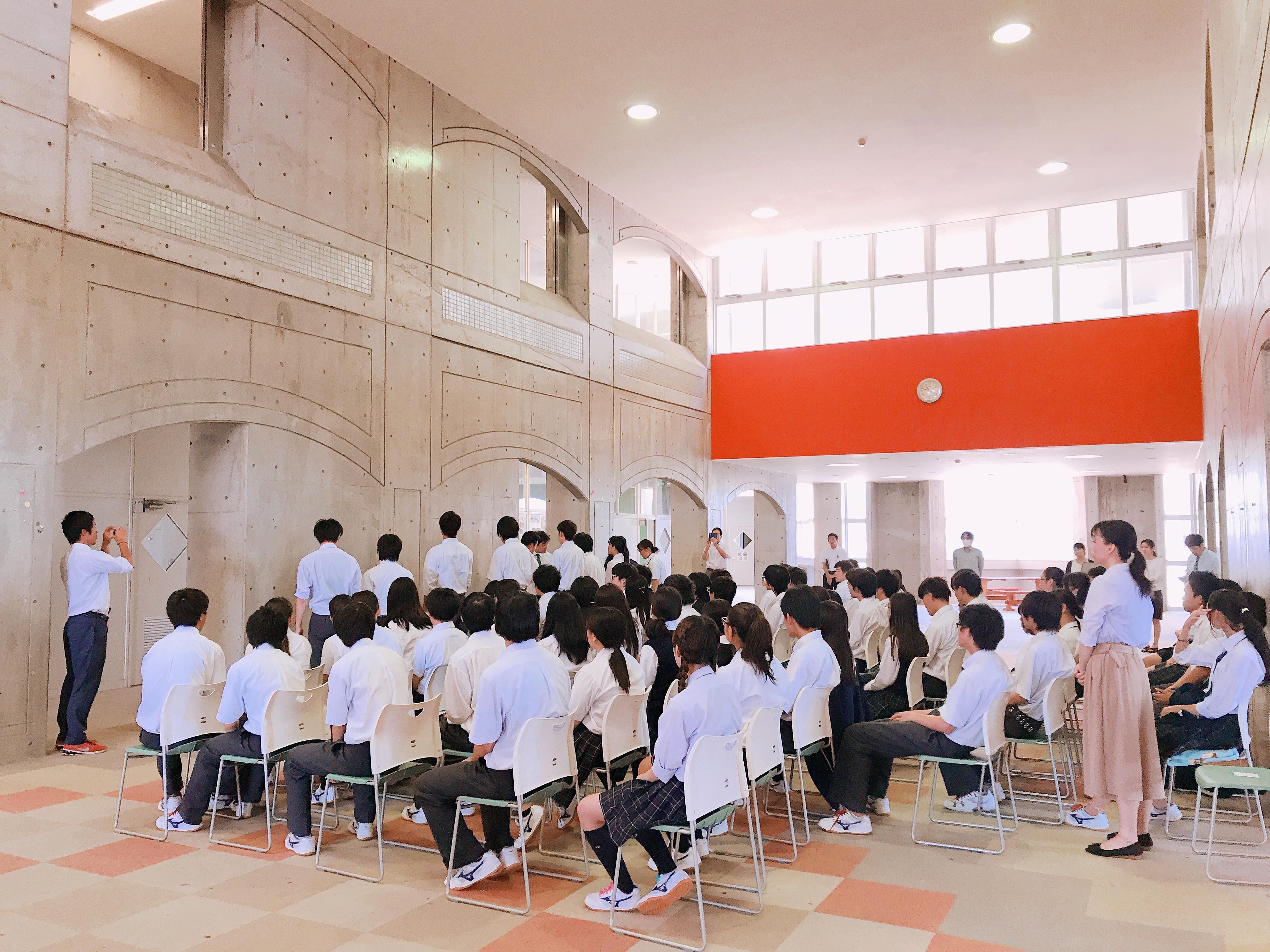 鴨川令徳高等学校